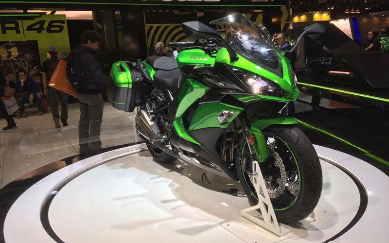 Kawasaki-Z1000SX - GMS Gjøvik