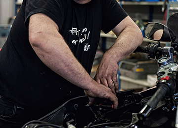 GMS service Gjøvik Motorservice
