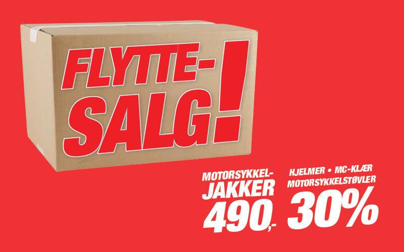 Flyttesalg GMS Gjøvik