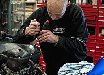 GMS Reparasjon Gjøvik Motor Service