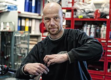 GMS Skadetakst - Gjøvik Motor Service